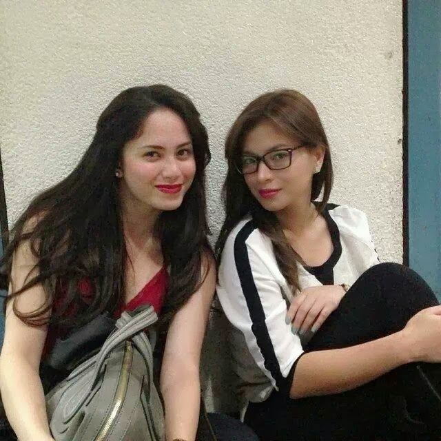 Angel Locsin and Jessy Mendiola